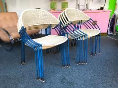 Gastone Rinaldi 10 Chairs model DU41 by Gastone Rinaldi for RIMA Italy 1956 - 848054