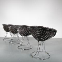 Gastone Rinaldi Gastone Rinaldi Pan Am Chairs for Rima Italy 1960 - 1191772