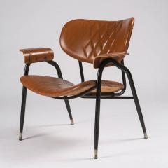 Gastone Rinaldi Lounge Chair by Gastone Rinaldi for RIMA - 785092