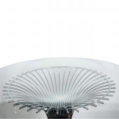 Gastone Rinaldi Modernist Chrome Dining Table by Gastone Rinaldi - 1640163