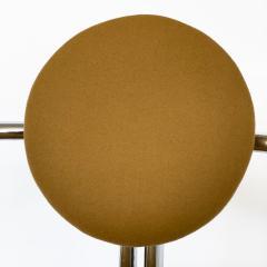 Gastone Rinaldi Pair of Chrome Armchairs by Gastone Rinaldi for Thema Italy - 1096792