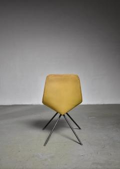 Gastone Rinaldi Rare Gastone Rinaldi DU 30 Chair for RIMA 1950s - 1036376