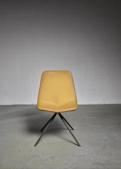 Gastone Rinaldi Rare Gastone Rinaldi DU 30 Chair for RIMA 1950s - 1036377