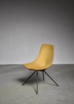 Gastone Rinaldi Rare Gastone Rinaldi DU 30 Chair for RIMA 1950s - 1036378