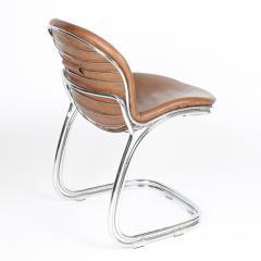 Gastone Rinaldi Set of Four Sabrina Chairs by Gastone Rinaldi for RIMA circa 1970s - 674825