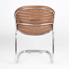 Gastone Rinaldi Set of Four Sabrina Chairs by Gastone Rinaldi for RIMA circa 1970s - 674826