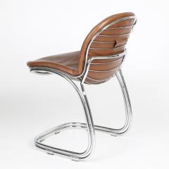 Gastone Rinaldi Set of Four Sabrina Chairs by Gastone Rinaldi for RIMA circa 1970s - 674827