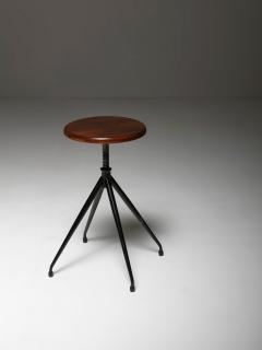 Gastone Rinaldi Set of Four Stools Model A105 by Gastone Rinaldi for Rima - 1193728