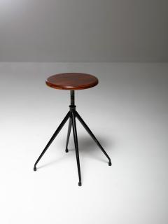 Gastone Rinaldi Set of Four Stools Model A105 by Gastone Rinaldi for Rima - 1193732