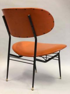 Gastone Rinaldi Two Pairs of Italian Mid Century Modern Lounge Chairs by Gastone Rinaldi - 1599315