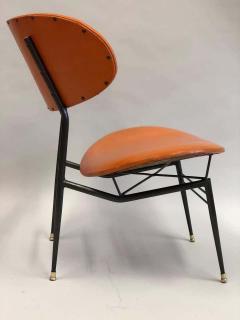 Gastone Rinaldi Two Pairs of Italian Mid Century Modern Lounge Chairs by Gastone Rinaldi - 1599316