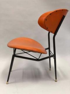 Gastone Rinaldi Two Pairs of Italian Mid Century Modern Lounge Chairs by Gastone Rinaldi - 1599317