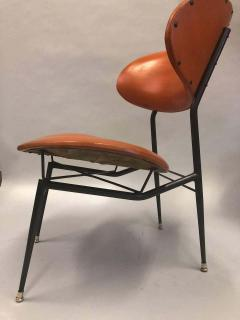 Gastone Rinaldi Two Pairs of Italian Mid Century Modern Lounge Chairs by Gastone Rinaldi - 1599318