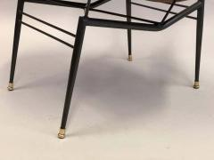 Gastone Rinaldi Two Pairs of Italian Mid Century Modern Lounge Chairs by Gastone Rinaldi - 1599320