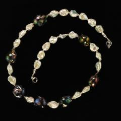 Gemjunky Pearls and More Pearls Elegant 21 inch necklace - 1926828