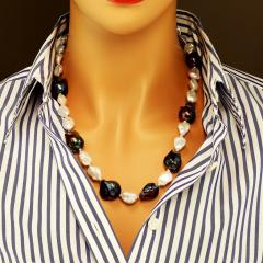 Gemjunky Pearls and More Pearls Elegant 21 inch necklace - 1926831