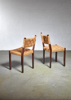 Gemla Pair of Gemla chairs Sweden 1930s - 1057592