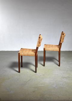 Gemla Pair of Gemla chairs Sweden 1930s - 1057593