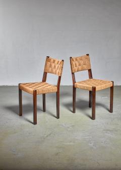 Gemla Pair of Gemla chairs Sweden 1930s - 1057594