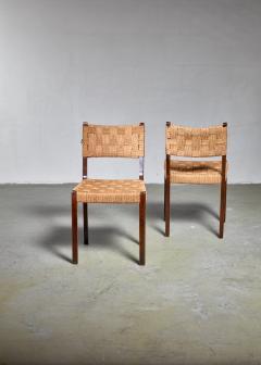 Gemla Pair of Gemla chairs Sweden 1930s - 1057595