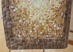 Genaro Alvarez Atomic Design Mosaic Tile Coffee Table by Genaro Alvarez Mexico circa 1955 - 1661633