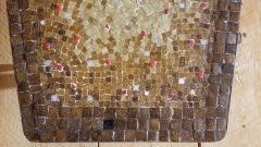 Genaro Alvarez Atomic Design Mosaic Tile Coffee Table by Genaro Alvarez Mexico circa 1955 - 1661636