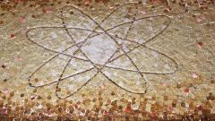 Genaro Alvarez Atomic Design Mosaic Tile Coffee Table by Genaro Alvarez Mexico circa 1955 - 1661638