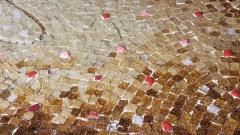 Genaro Alvarez Atomic Design Mosaic Tile Coffee Table by Genaro Alvarez Mexico circa 1955 - 1661639