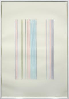 Gene Davis Untitled - 1141332