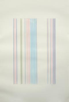 Gene Davis Untitled - 1141734