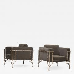 Gene Summers Gene Summers F37 lounge chairs pair - 724045