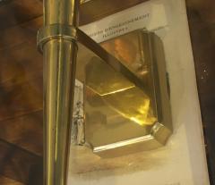 Genet et Michon Genet et Michon Extreme Quality Solid Gold Bronze Sconce - 647303
