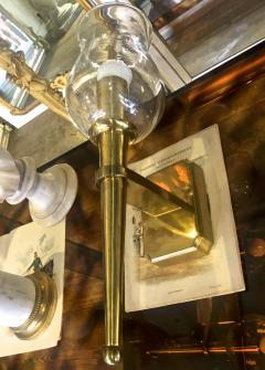 Genet et Michon Genet et Michon Extreme Quality Solid Gold Bronze Sconce - 647306