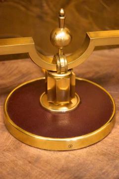 Genet et Michon Genet et Michon Pair of Gilt Bronze Lamps 1940 - 1591062