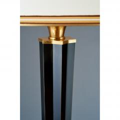 Genet et Michon Important Star Form Bronze Floor Lamp France 1950s - 352705