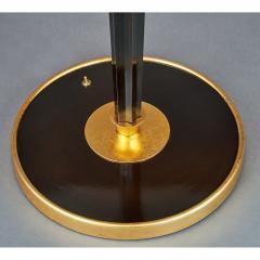 Genet et Michon Important Star Form Bronze Floor Lamp France 1950s - 352708