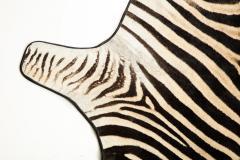 Genuine Zebra Rug - 899935