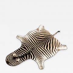 Genuine Zebra Rug - 901616