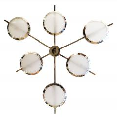 Geometria Sospesa Sei Ceiling Light Versione Due - 515158
