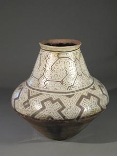 Geometric Shibipo Pot - 908021