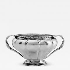 Georg Jensen Early Antique Georg Jensen Art Nouveau Silver Bowl 3 - 2089490
