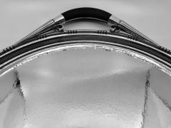 Georg Jensen Extra Large Georg Jensen Cosmos Tray 251A by Johan Rohde in Original Box - 2091334