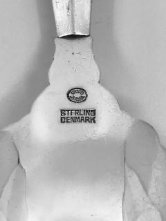 Georg Jensen Georg Jensen Acanthus Sterling Silverware Twelve Settings - 2060187