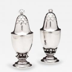 Georg Jensen Georg Jensen Salt Pepper Shakers No 235B - 69120