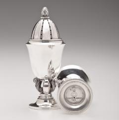 Georg Jensen Georg Jensen Salt Pepper Shakers No 741 in Acorn - 76316