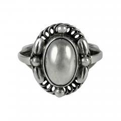 Georg Jensen Georg Jensen Silver Ring No 1A - 56813