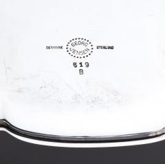 Georg Jensen Georg Jensen Silver Tray No 519B - 537677