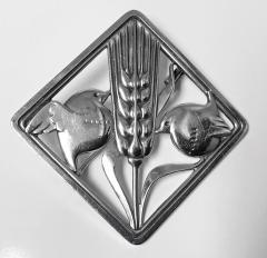 Georg Jensen Georg Jensen Sterling Silver Birds Brooch 1933 44 - 1246838
