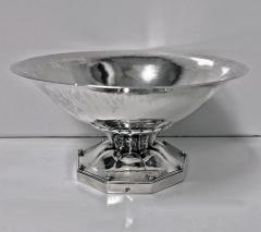 Georg Jensen Georg Jensen Sterling Silver Dish 1926 1932 Design No 181A - 1055625