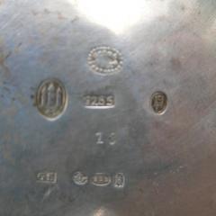 Georg Jensen Georg Jensen Sterling Silver Melon Bowl No 16 - 176473